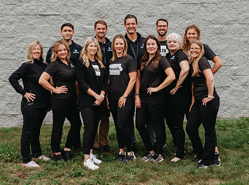 Chiropractic Council Bluffs IA Staff
